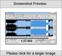 Easy Audio Editor Application